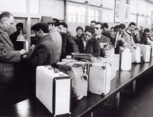 Migrazioni, l'emigrazione italiana in Svizzera negli anni 60