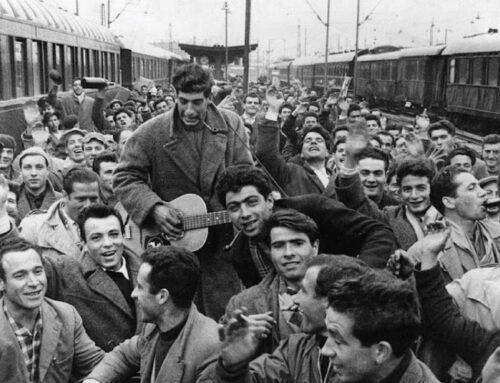 Immigrazione italiana in Germania / C'era una volta l'emigrante con la valigia di cartone